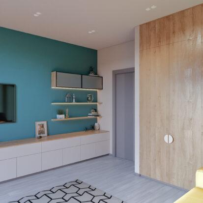 Дизайн дома Запорожье проект гостевой