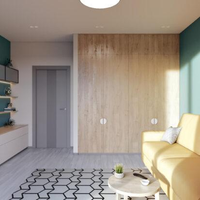 Дизайн дома Запорожье ремонт гостевой комнаты