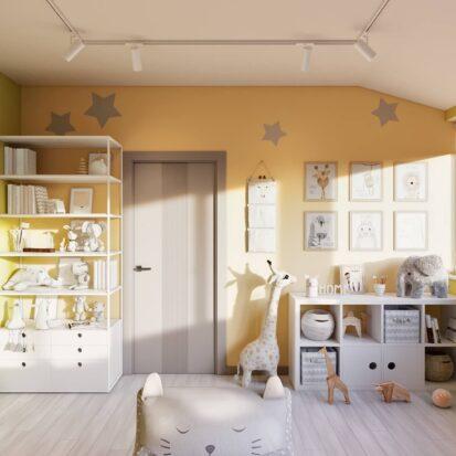 Дизайн дома Запорожье ремонт игровой комнаты