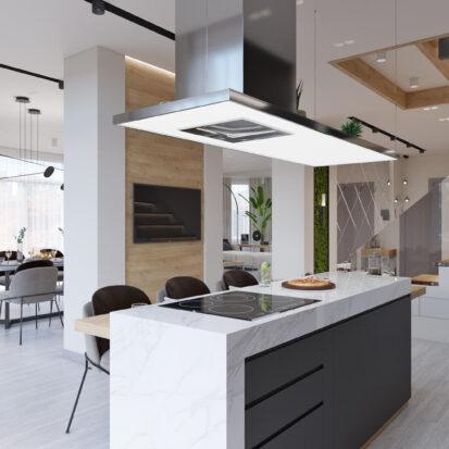 Дизайн дома Запорожье ремонт кухни