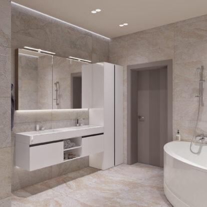 Дизайн дома Запорожье совмещенный санузел цена