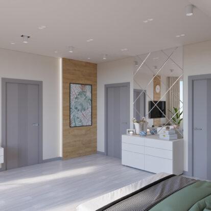 Дизайн дома Запорожье спальня цена