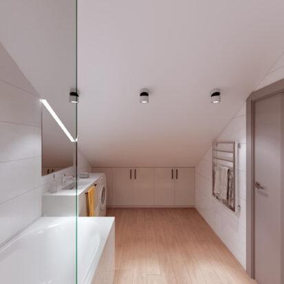 Дизайн дома Запорожье туалет