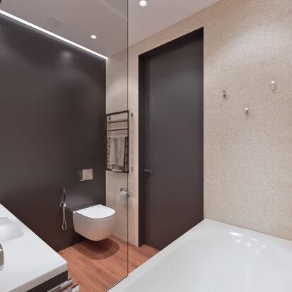 Дизайн квартиры Днепр ванная цена