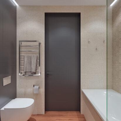 Дизайн квартиры Днепр ремонт ванной