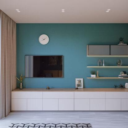 Элитный дизайн дома Запорожье гостевая комната