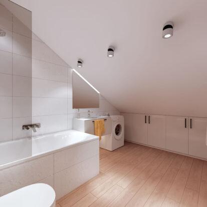 Элитный дизайн дома Запорожье туалет