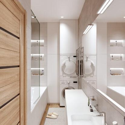 Дизайнер интерьера ванная Запорожье