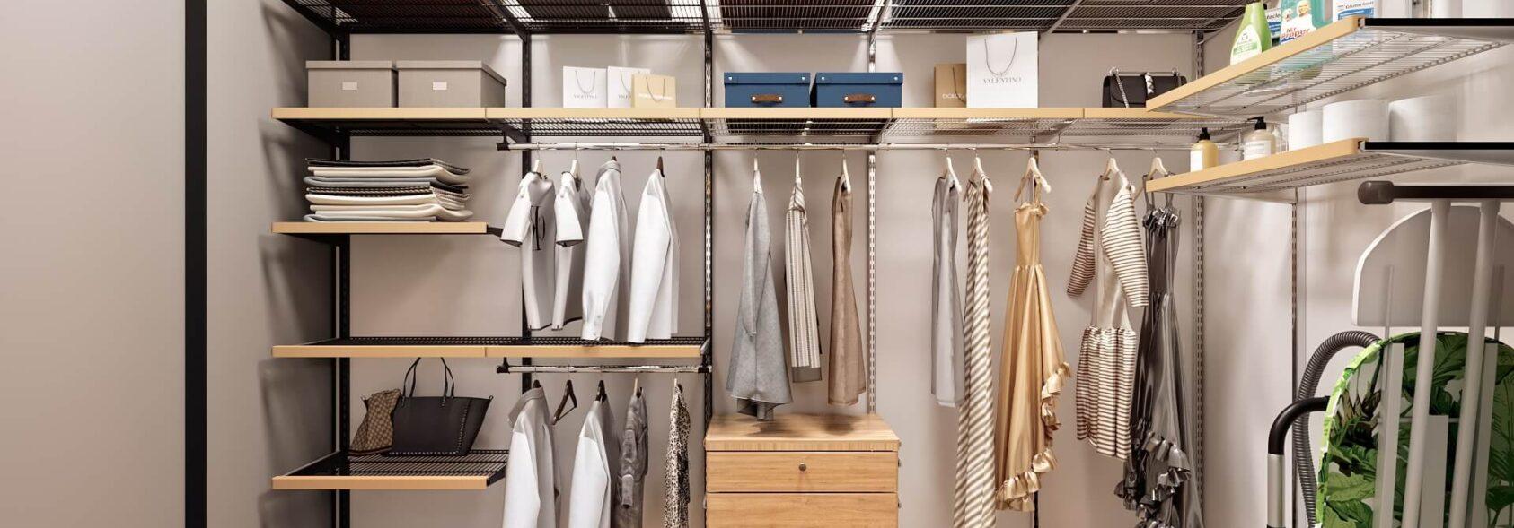 Дизайнер интерьера гардеробная