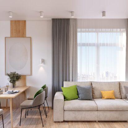 Дизайнер интерьера гостиная