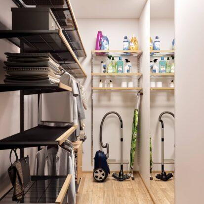Дизайнер интерьера дизайнерский ремонт гардеробной