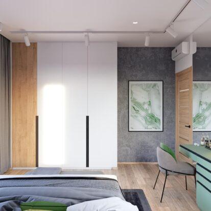 Дизайнер интерьера дизайн-проект спальни