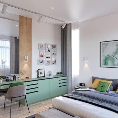 Дизайнер интерьера дизайн спальни