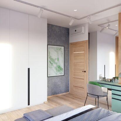 Дизайнер интерьера интерьер спальни