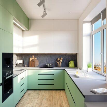 Дизайнер интерьера кухня