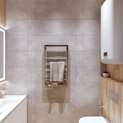 Дизайнер интерьера проект туалета