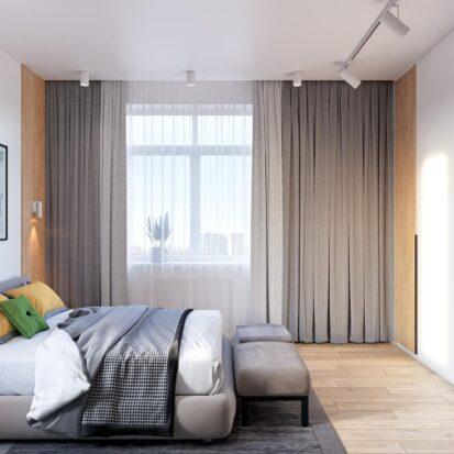 Дизайнер интерьера спальня цена