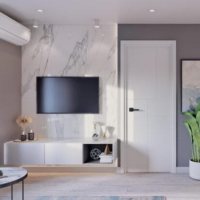 Элитный Дизайн 2х комнатной квартиры Энергодар цена