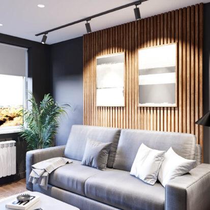 Дизайн дома Балабино гостевая