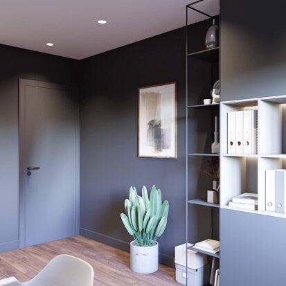 Дизайн дома Балабино кабинет цена