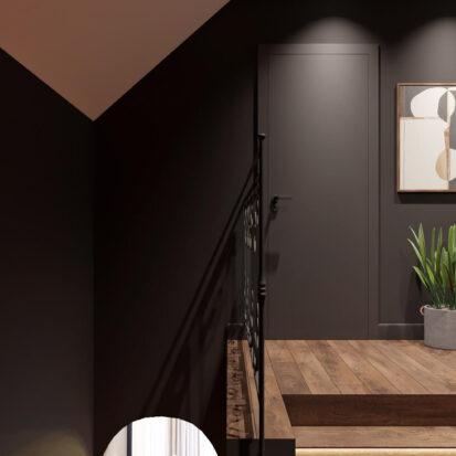 Дизайн дома Балабино лестница заказать