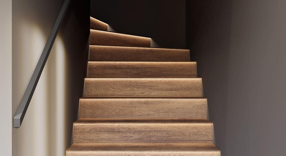 Дизайн дома Балабино лестница