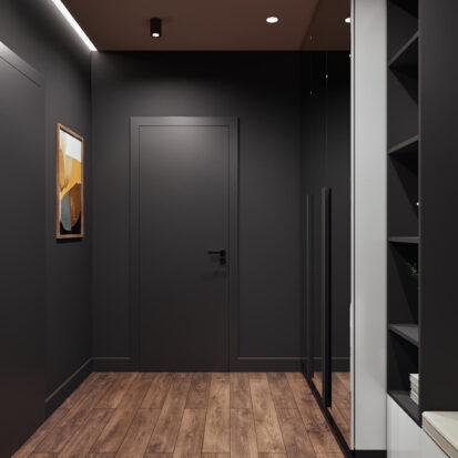 Дизайн дома Балабино прихожая цена