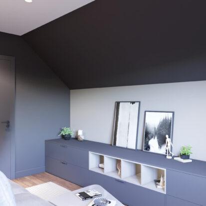 Дизайн дома Балабино проект гостевой