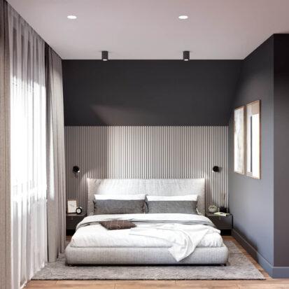 Дизайн дома Балабино спальня