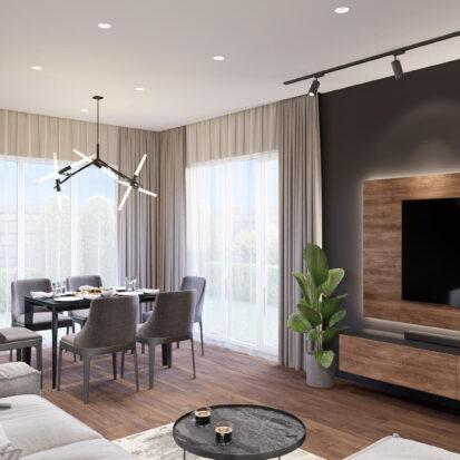 Дизайн дома Балабино цена
