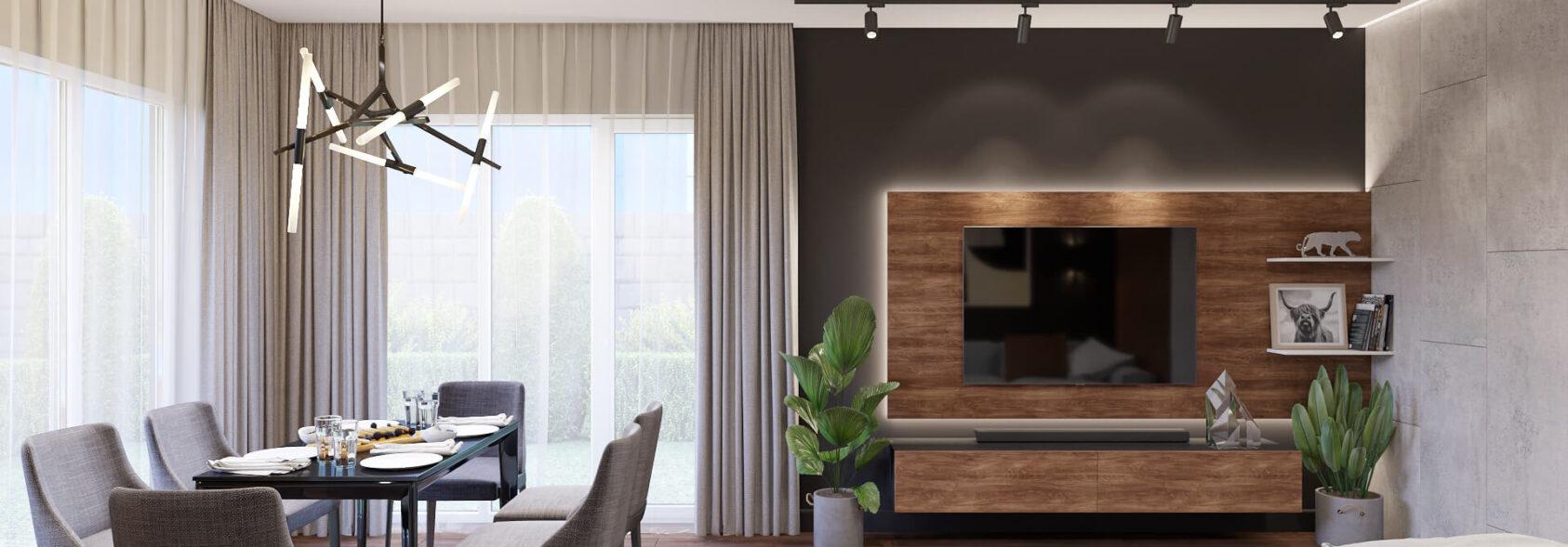 Дизайн дома Балабино