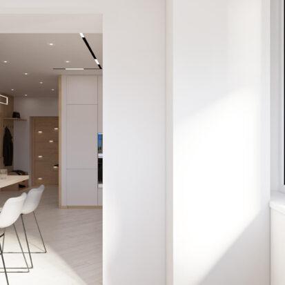 Дизайн квартиры для сдачи в аренду балкон проект