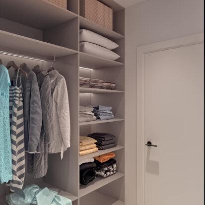 Дизайн квартиры для сдачи в аренду гардероб цена