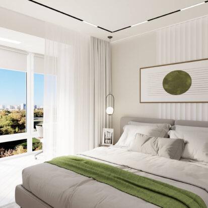 Дизайн квартиры для сдачи в аренду дизайнерский ремонт спальни