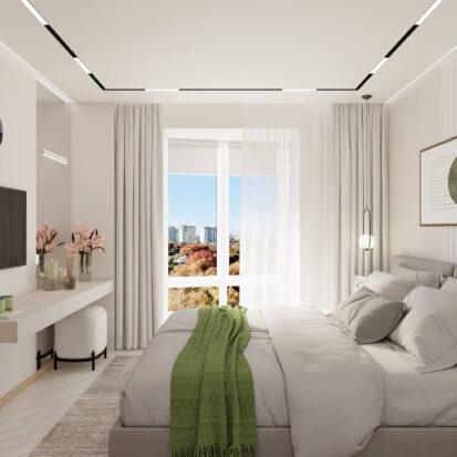 Дизайн квартиры для сдачи в аренду дизайн проект спальни