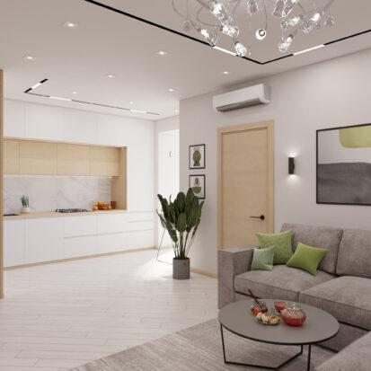 Дизайн квартиры для сдачи в аренду дизайн проект