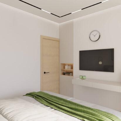 Дизайн квартиры для сдачи в аренду интерьер спальни