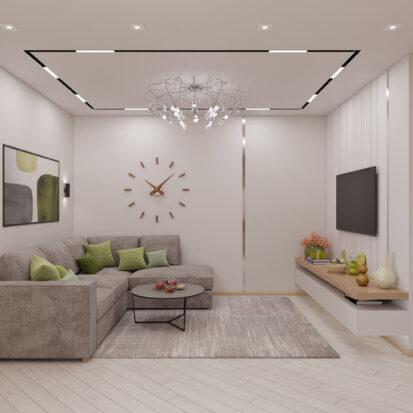 Дизайн квартиры для сдачи в аренду кухня студия цена