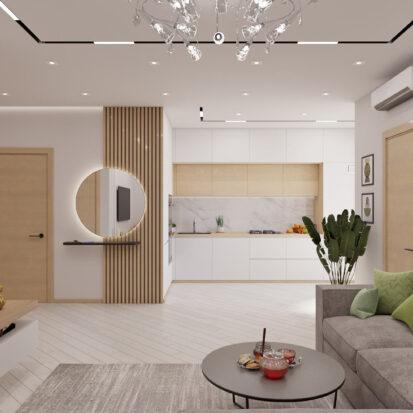 Дизайн квартиры для сдачи в аренду кухня студия