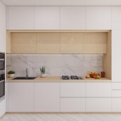 Дизайн квартиры для сдачи в аренду кухня