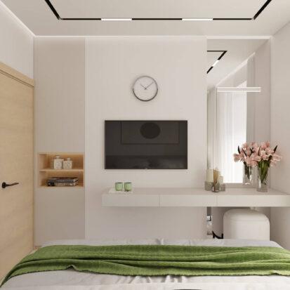 Дизайн квартиры для сдачи в аренду проект спальни