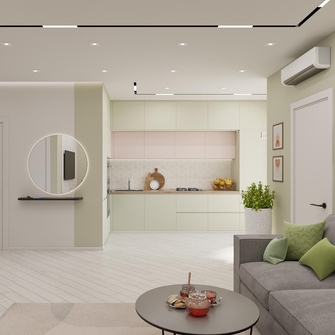 Дизайн квартиры для сдачи в аренду цена