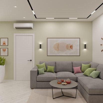 Дизайн квартиры под сдачу дизайн проект гостиной
