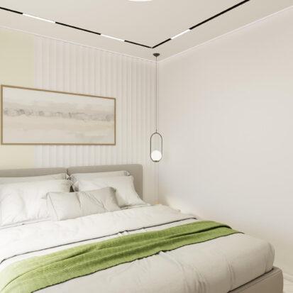 Дизайн квартиры под сдачу проект спальни цена