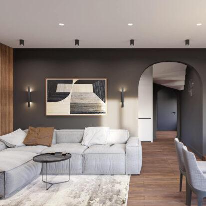 Заказать дизайн дома Балабино