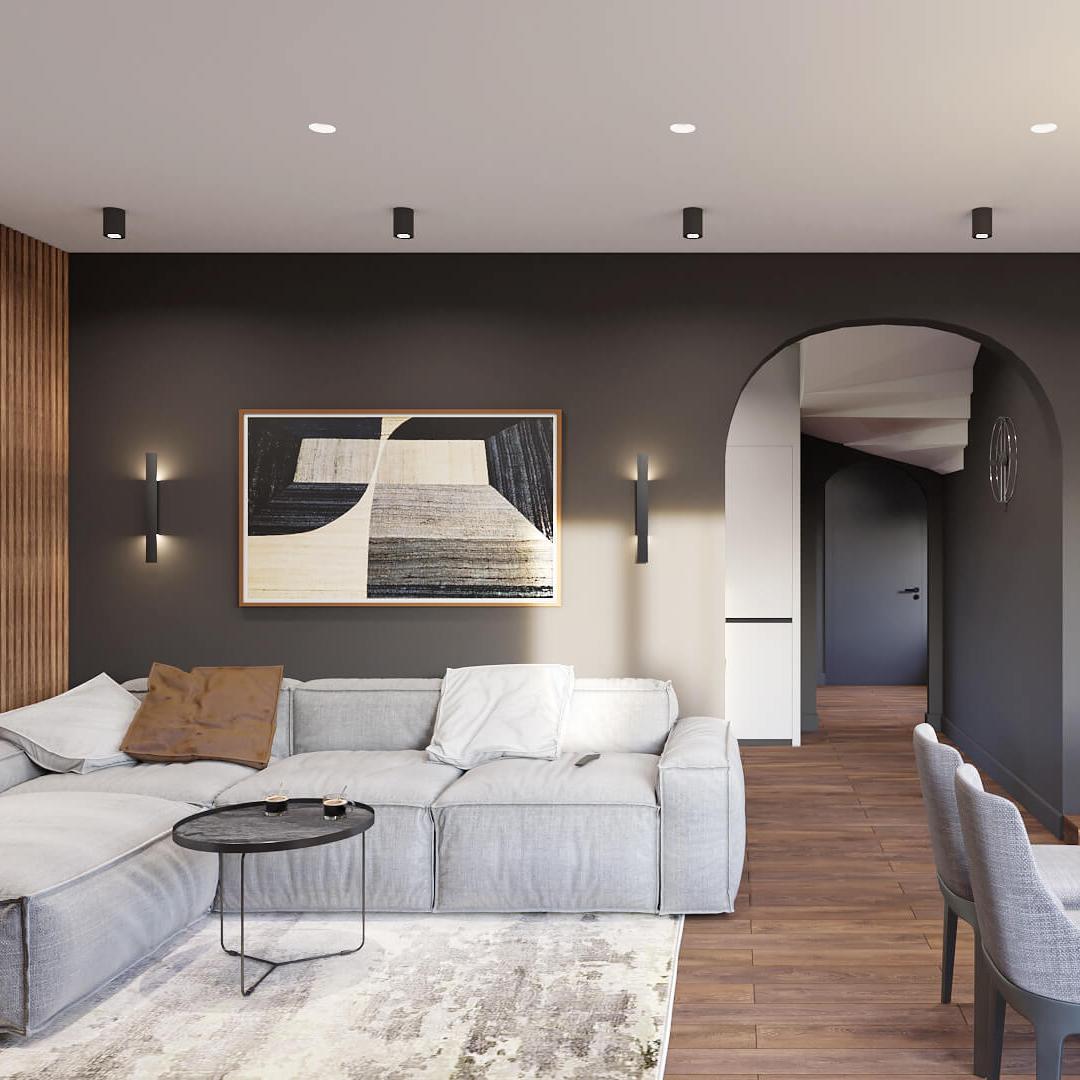Дизайн дома Балабино, Dofamine