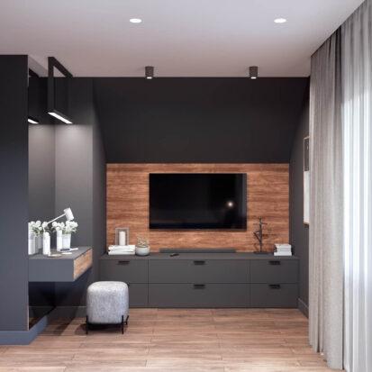 Заказать дизайн спальни Балабино