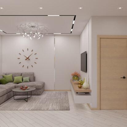 Элитный дизайн квартиры для сдачи в аренду цена