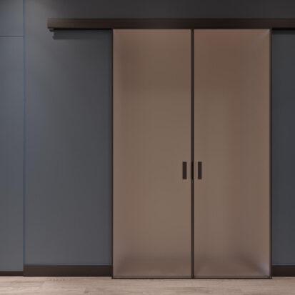 Дизайн двухкомнатной квартиры в новостройке прихожая коридор