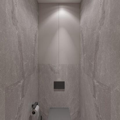 Дизайн двухкомнатной квартиры в новостройке сан узел